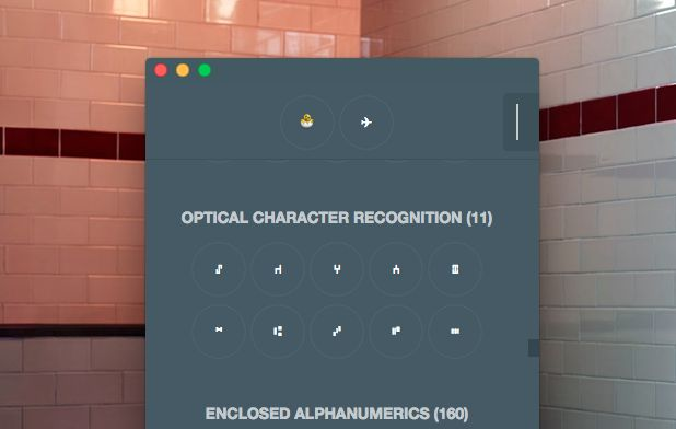 Unicode App is The Easiest Way to Copy and Paste Emoji