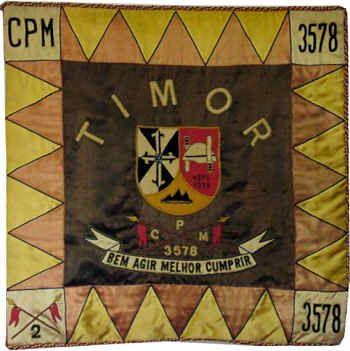Companhia de Polícia Militar 3578 Timor 1972/1974