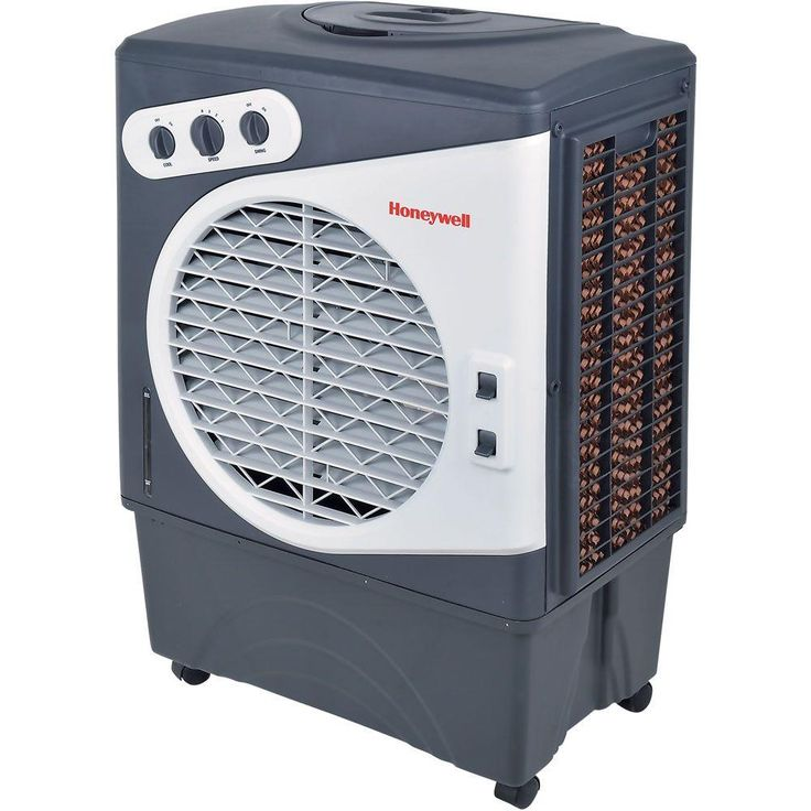 At Home Depot Evaporative Coolers : Cfm speed portable evaporative cooler for sq