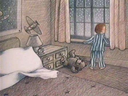 The Snowman, Raymond Briggs