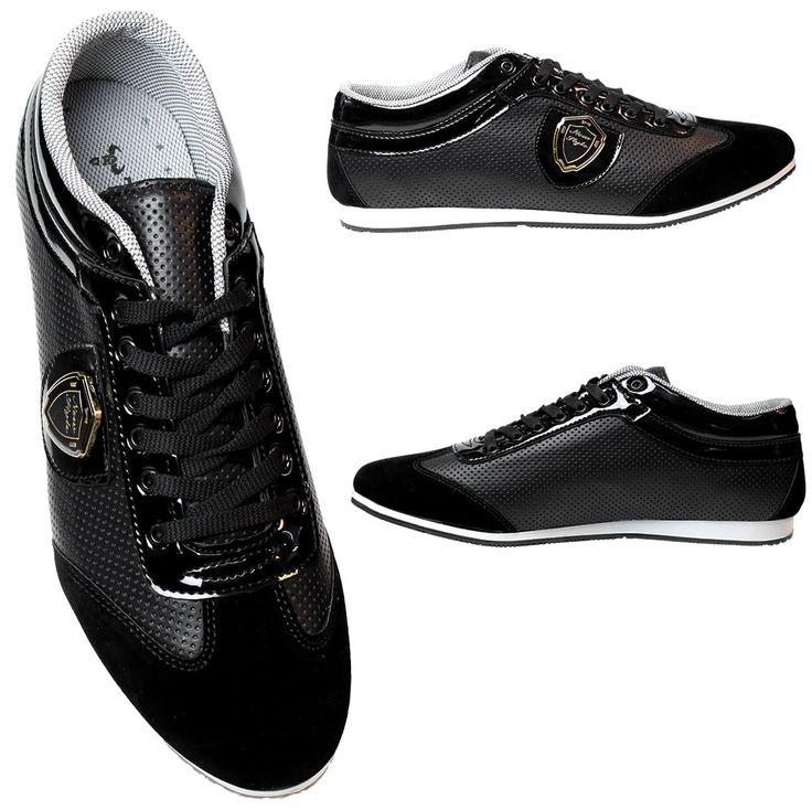 Heren Sneaker met Glimmend Details HCS075 | Modedam.nlVallen NormaalDe mooiste heren schoenen bestelt u in onze winkel. Bij ons vindt u verschillende betaalbare sneakers, nette schoenen en sport schoenen. U vindt gegarendeerd de exclusieve schoenen die u outfit compleet maakt. Bekijk ons collectie!!