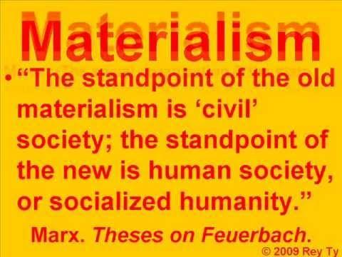 karl marx historical materialism pdf