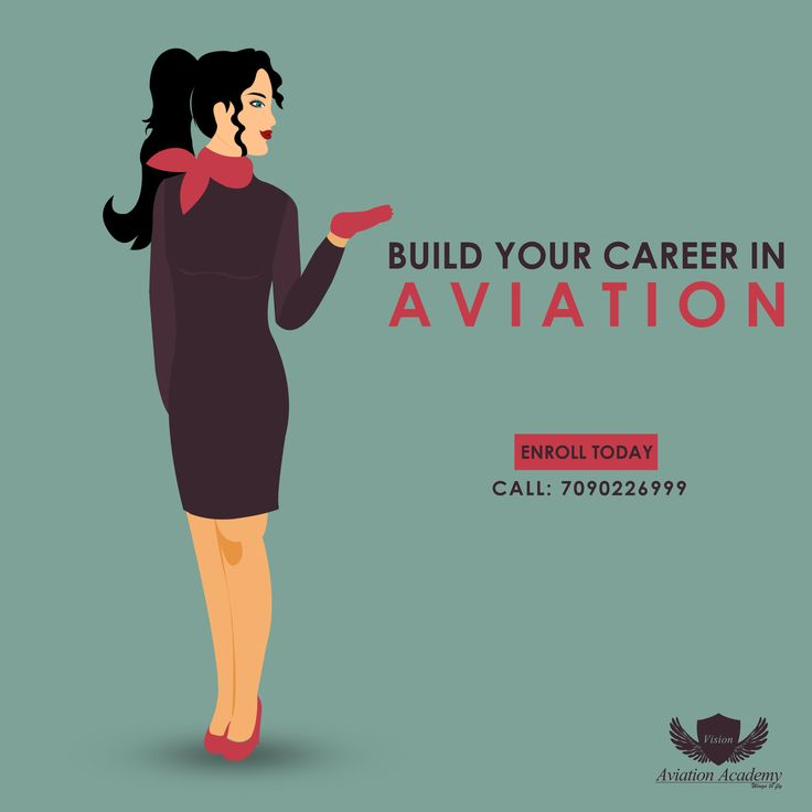 Build Your Career In Aviation - Vision Aviation Academy Call: 7090226999  #Airline #Hotel #Travel #Airport