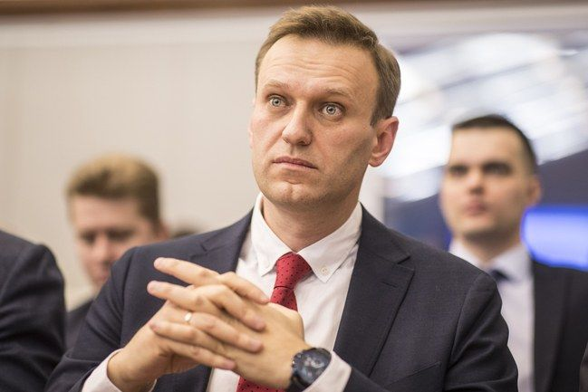 Alexey Navalny and the Empty Spectacle of the Russian Election