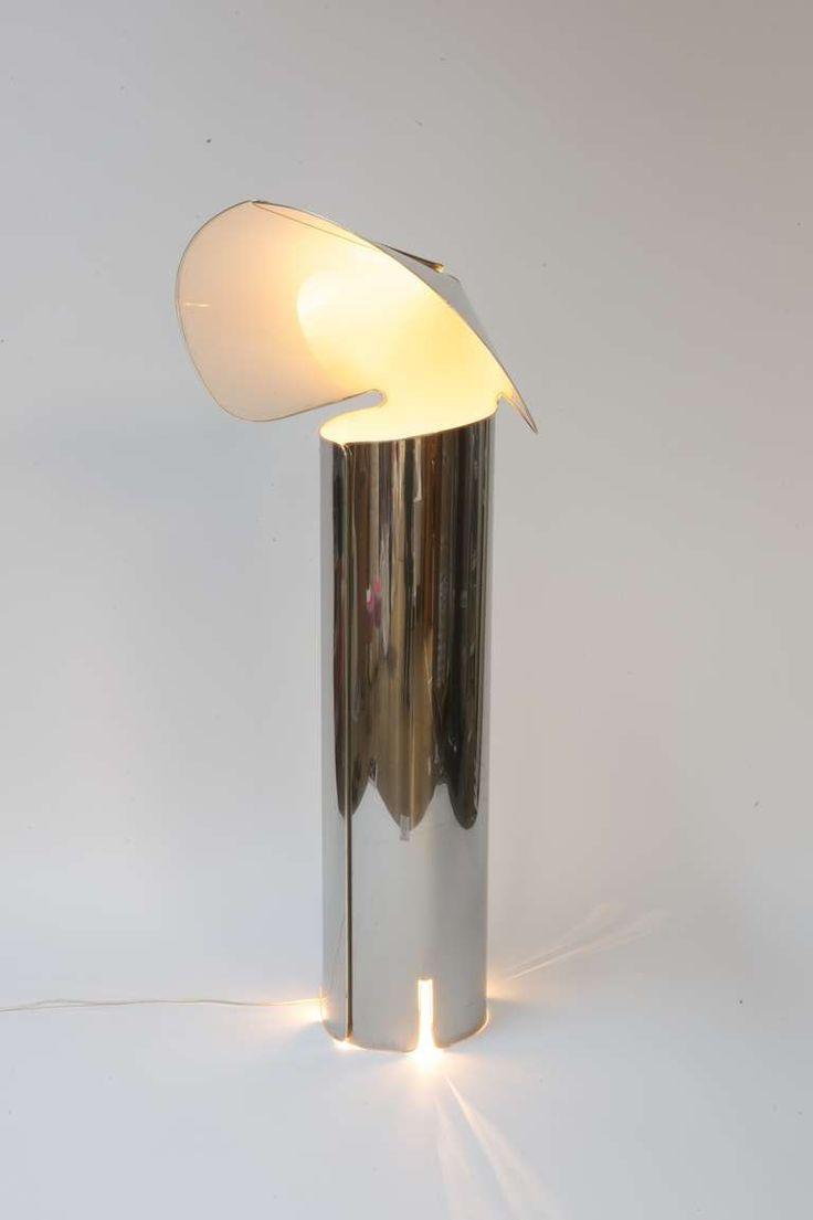 Murano gl floor lamp murano gl floor lamps 173 for at 1stdibs - Floor Lamp Chiara By Mario Bellini