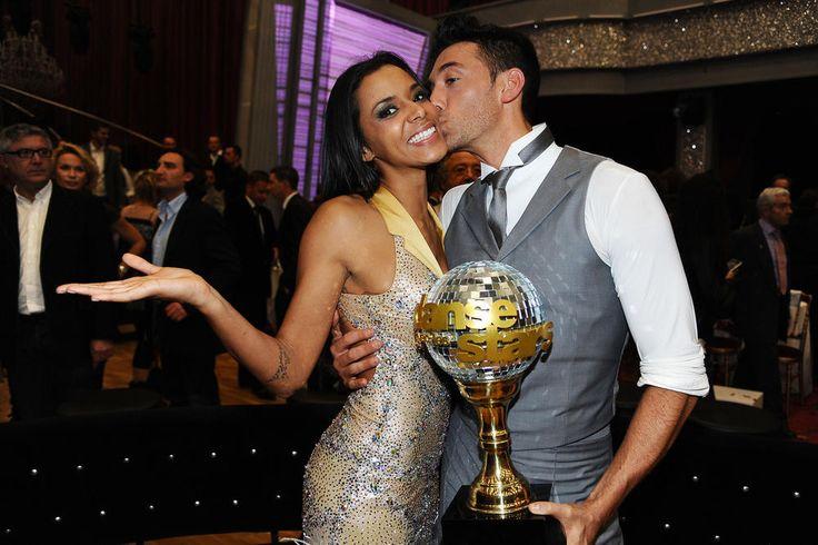 Danse avec les stars 2 - 19 novembre 2011 - Shy'm et Maxime Vainqueur saison 2