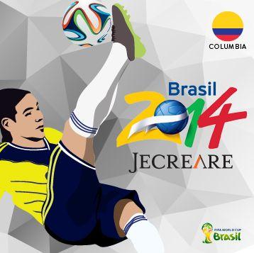 #worldcup #brazil #fifa #football #fifa2014 #brazil2014 #soccer #brasil2014 #france #fifaworldcup #Jecreare #Worldcupjecreare #Countingdown#excited #Worldcup2014 #championsleague #FIFA #legit #winning #football #brazil #goalmachine #Jecreareforworldcup #Jecreare #laliga #worldcup #jakarta #soccerheroes #soccerfans #worldcupforlife #instafootball #instaworldcup #worldcup2014 #footballplayers #webgram #instacool #instagoal #instalife #samba #colombia