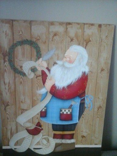 Placa Noel.