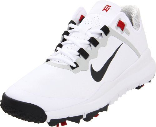 nice Nike Golf Men's Nike TW 13 Golf Shoe,White/Varsity Red/Jetstream/Anthracite,11 M US With Discounts
