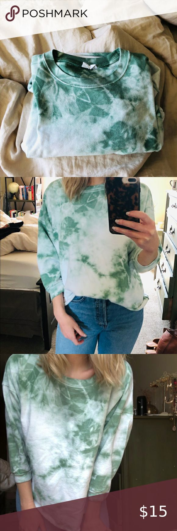 Gap Tie Dye Sweatshirt Tie Dye Sweatshirt Clothes Design Sweatshirts [ 1740 x 580 Pixel ]
