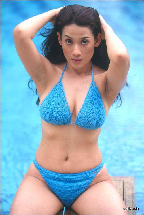 febby lawrence - Penelusuran Google | Eva Ajeng Permana | Bikinis, String bikinis, dan Hot bikini