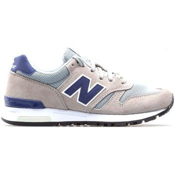 mooie New Balance wl565pi dames sneakers (Grijs)