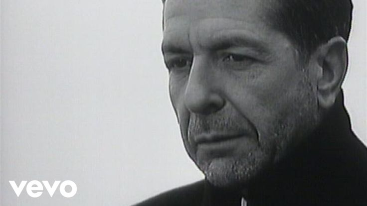 Music video by Leonard Cohen performing First We Take Manhattan. (C) 1988 Sony Music Entertainment Canada Inc.