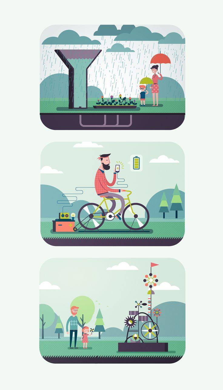 EcoPark on Illustration Served
