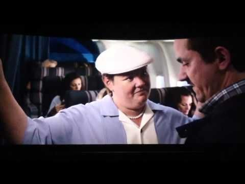 Bridesmaids Airplane Scene - YouTube
