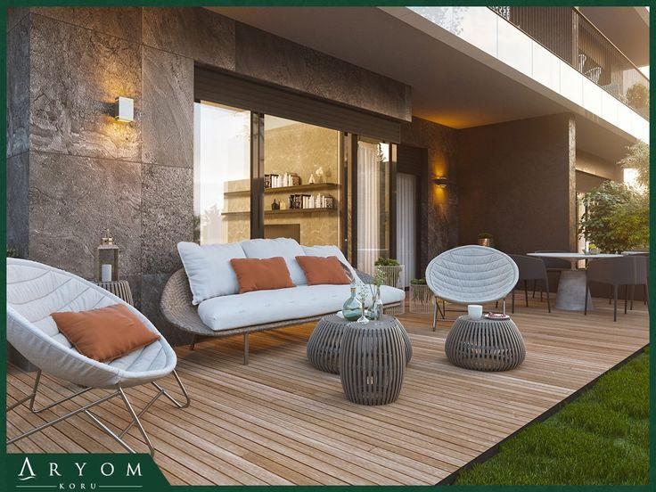 Haftanın yorgunluğunu atabileceğiniz çok güzel bir havuz, dostlarınızı ağırlamaktan zevk alacağınız bir balkon... Yaşamın kıyısında, hayat ile hayalin tam ortasında tüm dilekleriniz Aryom Koru'da gerçekleşecek... Detaylı bilgi için www.aryomkoru.com 'u veya Aryom Koru Tanıtım ve Satış Merkezi'ni ziyaret edebilirsiniz. #Aryom #AryomKoru