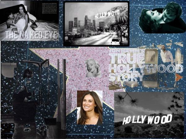 """Hollywood"" by anamariatatucu on Polyvore"
