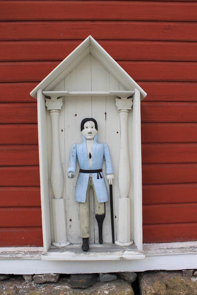 Kortesjärven kirkko, vaivaisukko