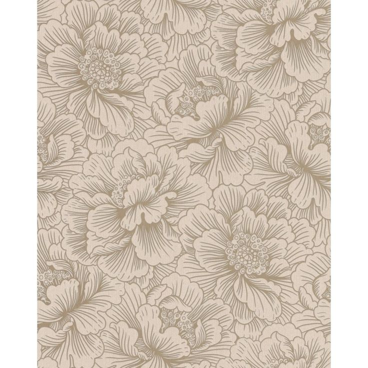Superfresco Easy Flourish Floral Textured Strippable Non Woven Unpasted Wallpaper