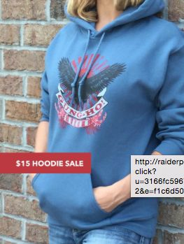 Tee and Hoodie SALE! Raider Project is  a non-profit for Marines and veterans transitioning. Your purchase is for a good cause. Thank you for your support!