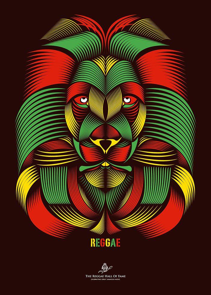 2016 Winners International Reggae Poster Contest Rasta Art Reggae Art Bob Marley Art