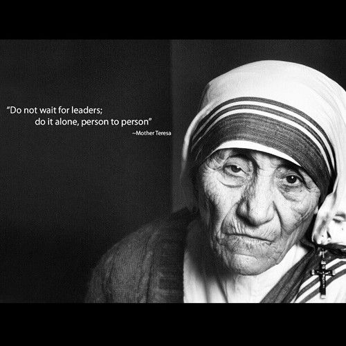 mother teresa and her forgiveness Mother teresa put the paradoxical commandments up on the wall of her children's home in calcutta  forgive them anyway if you are kind, .