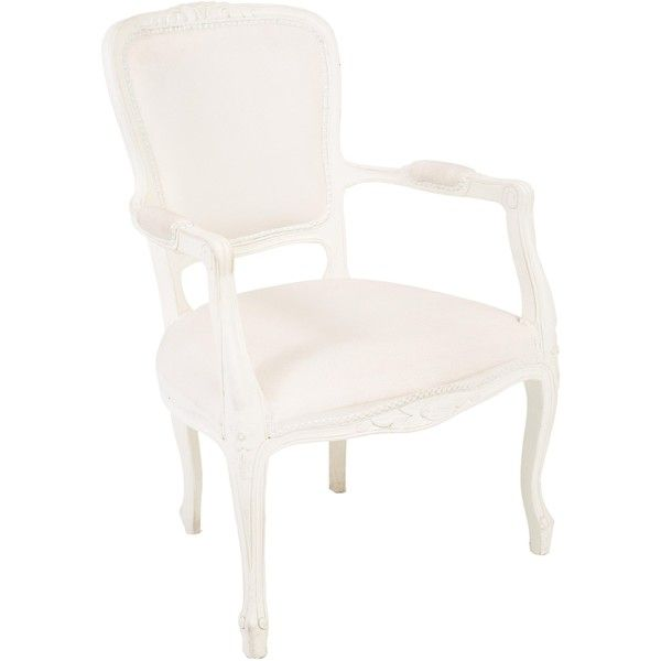 Pre-owned Studio JSPR Louis Rubber Armchair ($595) ❤ liked on Polyvore featuring home, furniture, chairs, accent chairs, white, secondhand furniture, oversized accent chair, second hand chairs, white armchair and rubber chair