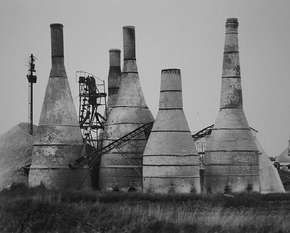 ART & ARTISTS: Bernd and Hilla Becher photography