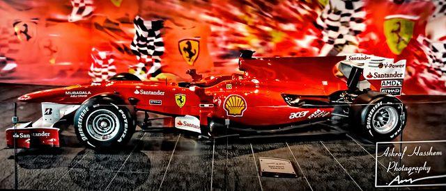 Ferrari Formula One Ferrari World Abu Dhabi