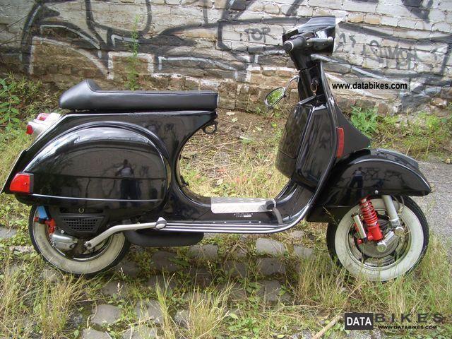 1997 Vespa PX 200 GS
