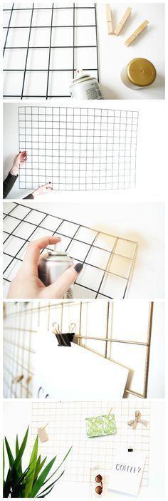 20 Smart Cork Board Ideen für Wände im Büro ode…