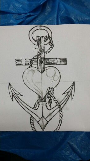 Glaube-Liebe-Hoffnung Tattoo