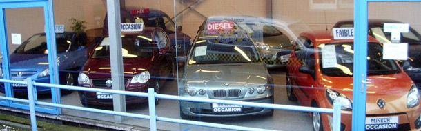 Garage voiture occasion Namur