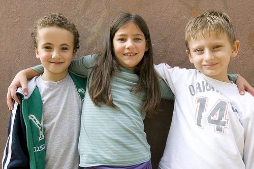 Noi crediamo nella non discriminazione dei minorenni di origine straniera: #iocometu RT   I bambini sono tutti uguali.
