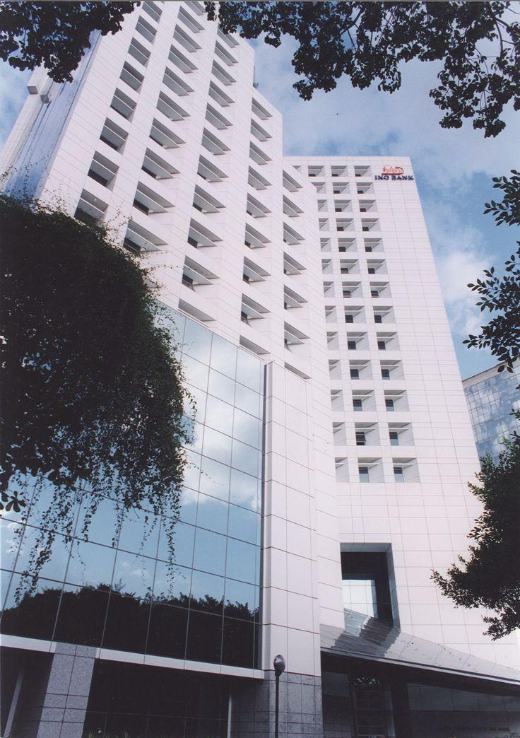 Caracas INGBank - ING buildings