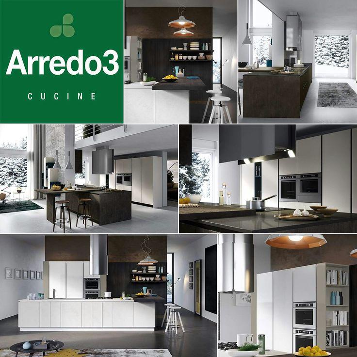 40 best Azienda Arredo3 Cucine images on Pinterest | Contemporary ...