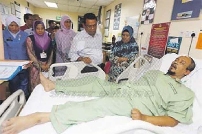 Keluarga Pesakit Bingung Fikir Bil Hospital Lebih RM100 Ribu #Singapura #JohorBahru http://www.kenapalah.com/keluarga-pesakit-bingung-fikir-bil-hospital-lebih-rm100-ribu/