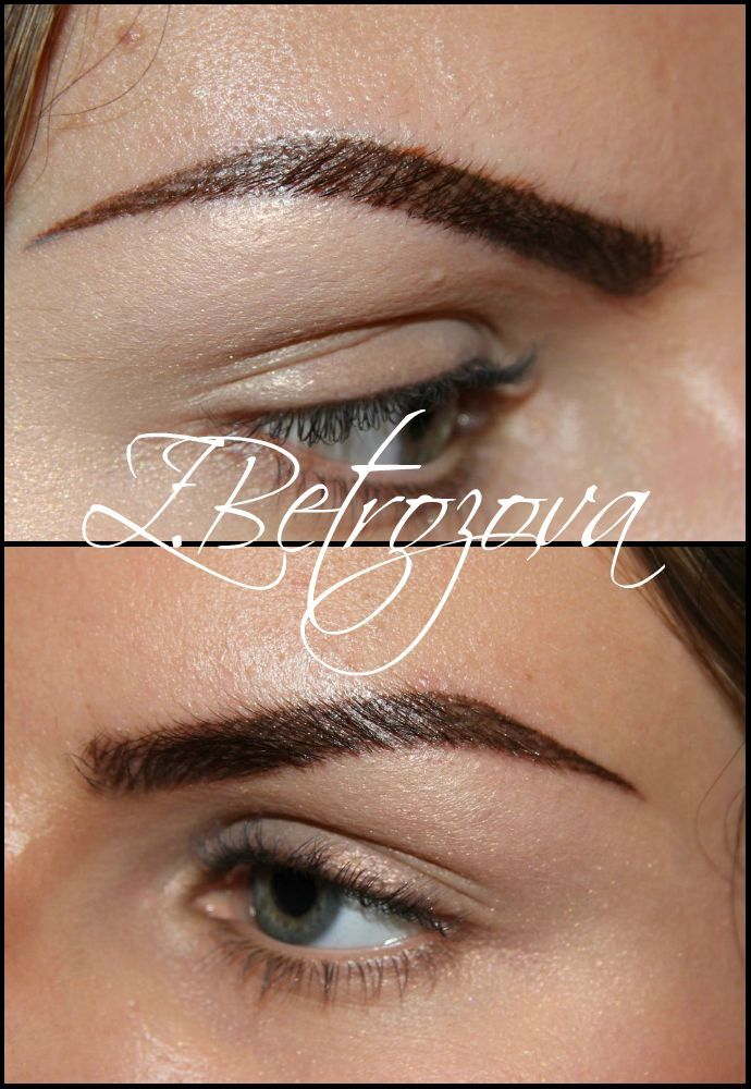 17 best images about permanent make up on pinterest a for Painless permanent tattoos