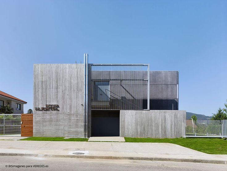 Centro de Día Residencial en Redondela | Carlos Martínez – Ángeles Santos | 2012