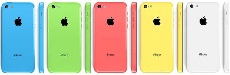 iPhone 5c First released : First released	September 20, 2013