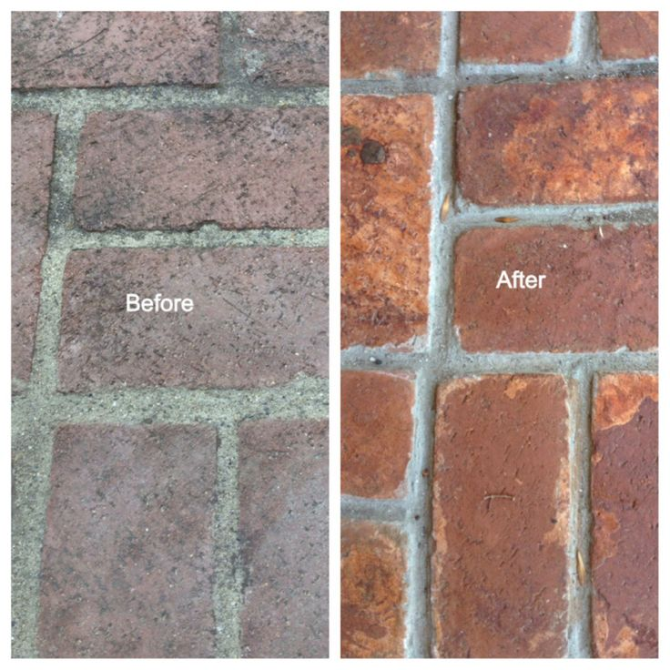 Stained brick easy diy pinterest gardens stains and for her for Staining brick exterior pictures