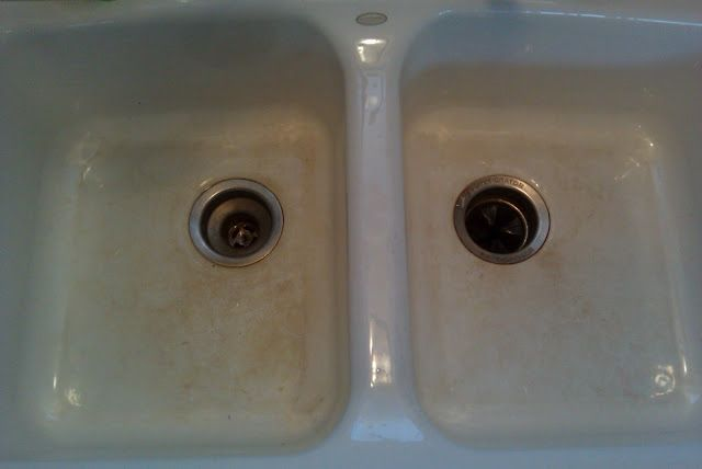 Porcelain sink, Stains and Sinks on Pinterest
