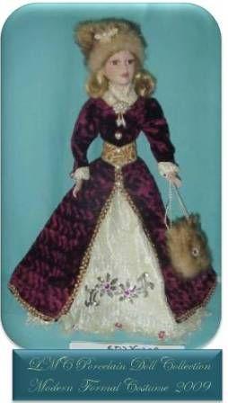 Elegant Fashion Doll