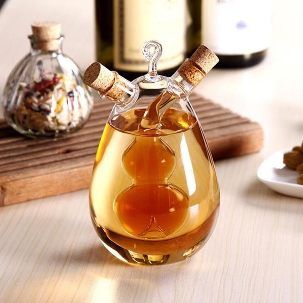 Elegant Oil & Vinegar Set