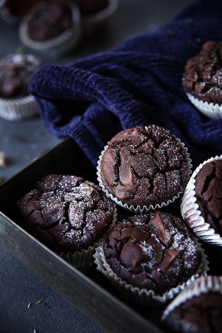 St[v]ory z kuchyne   Chickpea Muffins (Gluten Free)