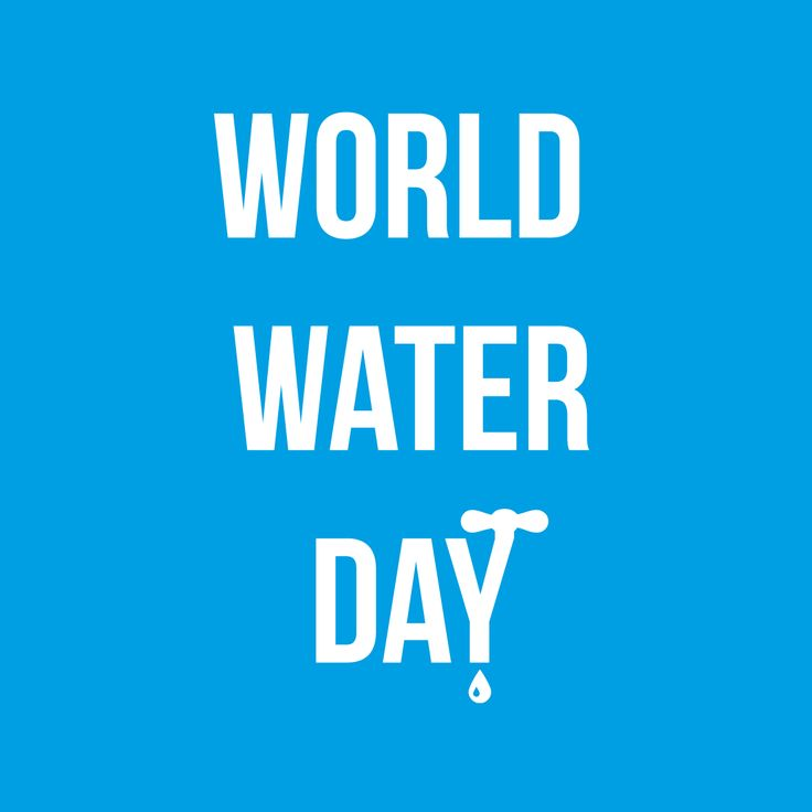 Why wastewater? #worldwaterday #water