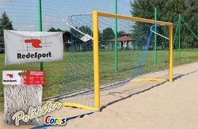 BEACH SOCCER (Linha_Poliéster) - Futebol de Areia / Beach Soccer - Redes Esportivas - RedeSport®