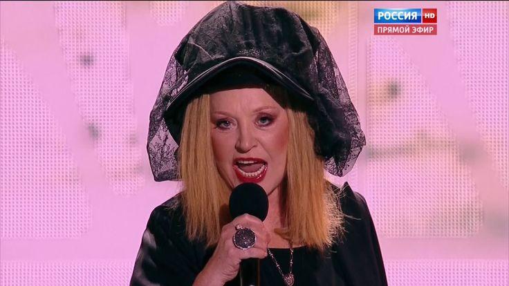 Алла Пугачева - Тянет сердце руки (Новая волна в Сочи, 10.10.2015 г.)