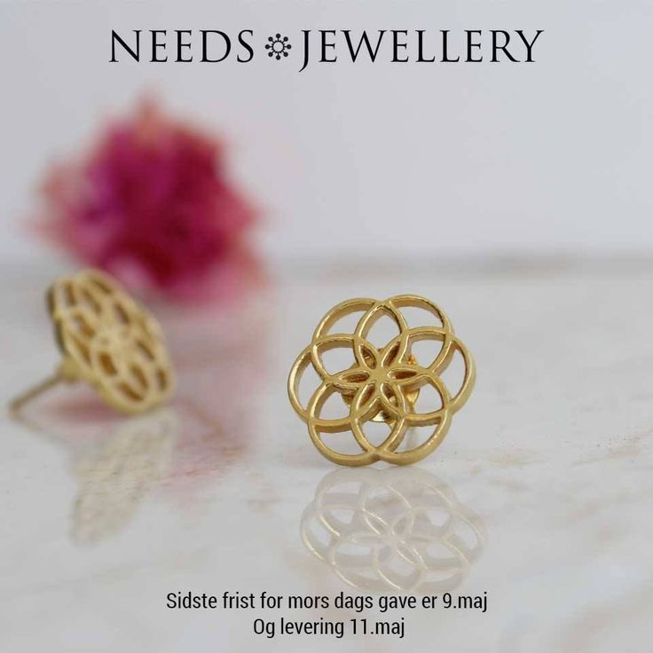 Deadline for Mother's Day gift and confirmation gifts are May 9th with delivery May 11th before bedday. Buy online now and get 10% off. Subscribe to our newsletter at www.needsjewellery.dk #earstuds #ØRESTIKKER #necklaces #HALSKÆDER #goldplated #silver #gifts #giftsidea #motherday #NEEDSJEWELLERY