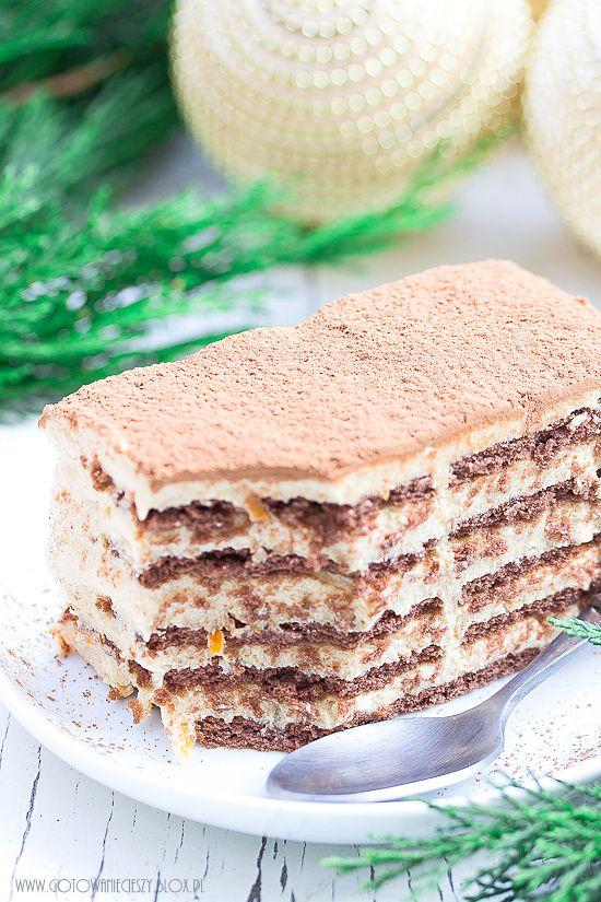 Magdalenka - ciasto świąteczne